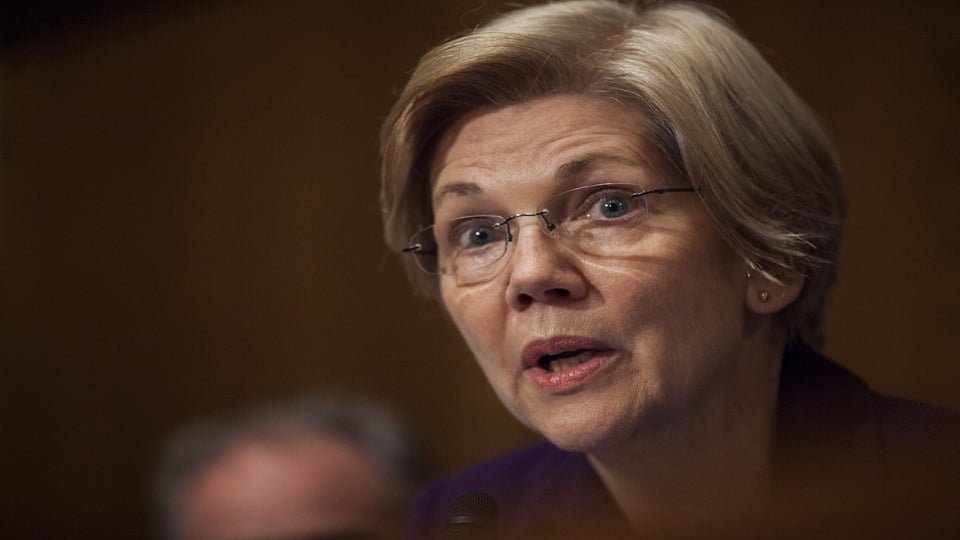 Elizabeth Warren Is Running For President In 2020