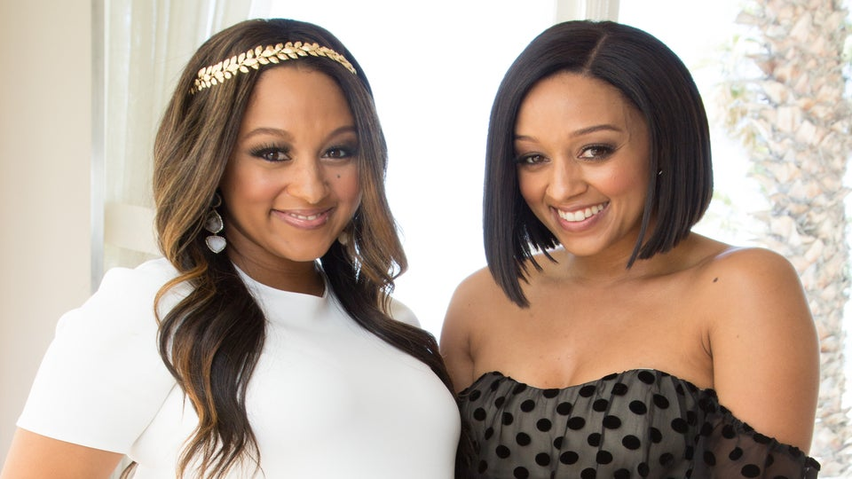 EXCLUSIVE: Tia & Tamera Talk Sibling Competition and Quitting Reality TV