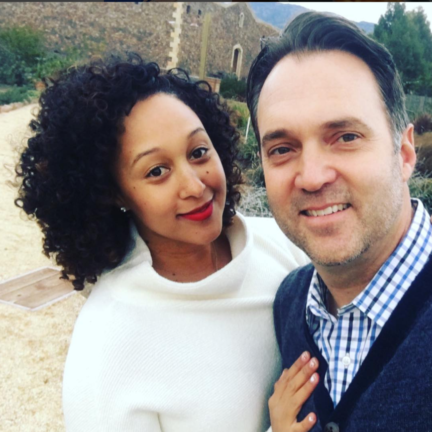 Happy First Wedding Anniversary Tamera Mowry-Housley and Adam Housley
