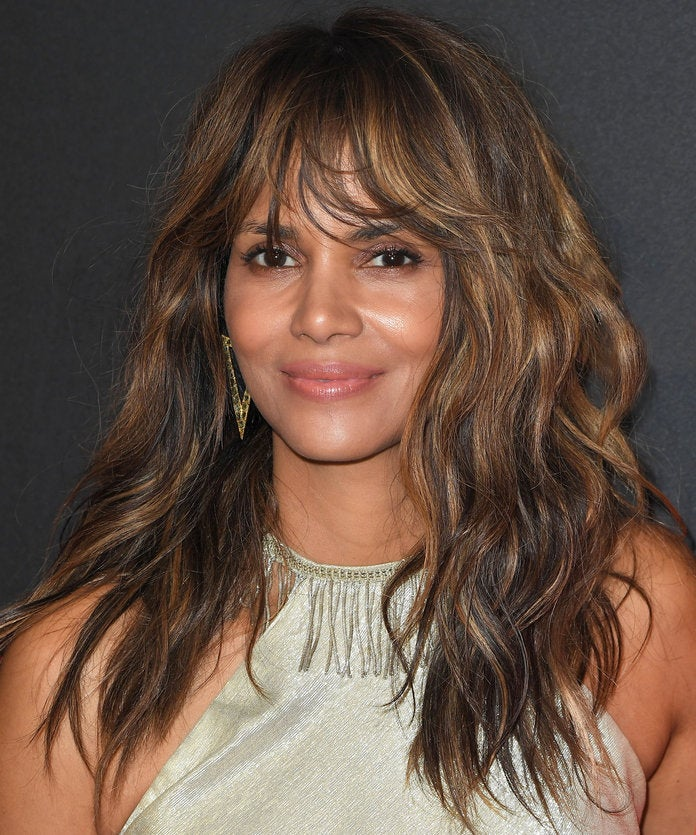 Halle Berry Shares A Throwback Photo From Her Pageant Days