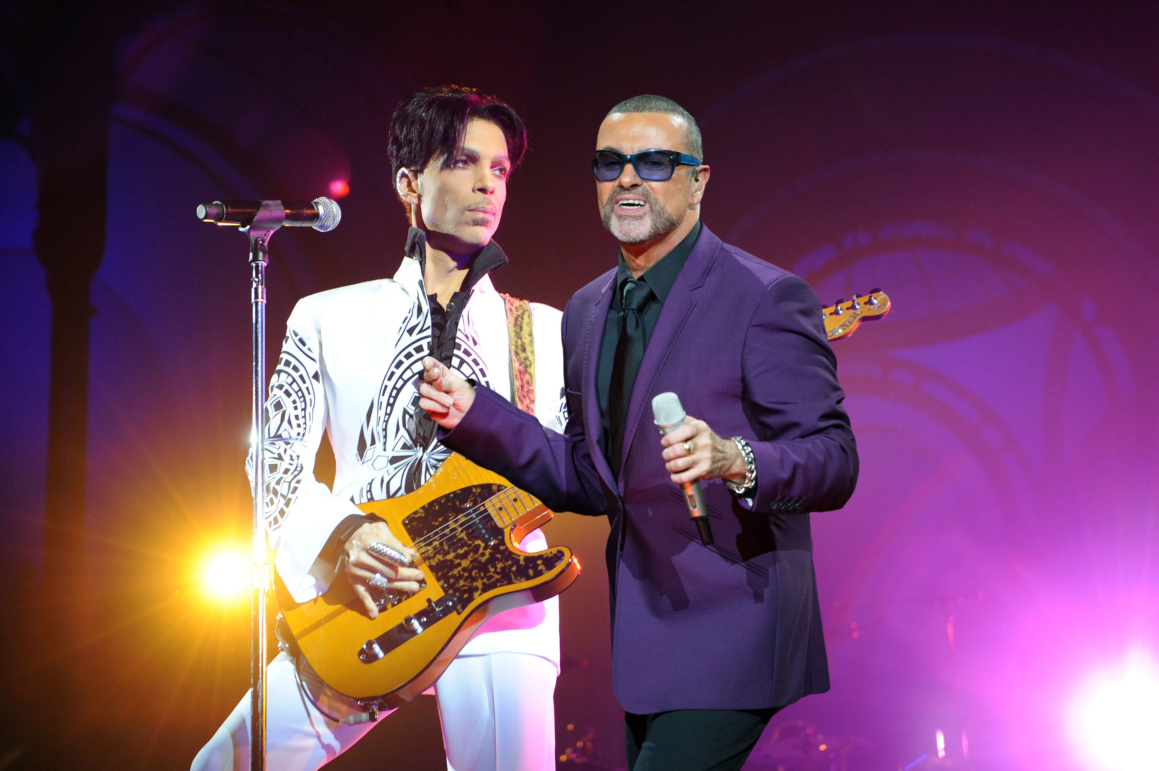 Prince And George Michael Will Be Honored During The 59th Annual Grammys