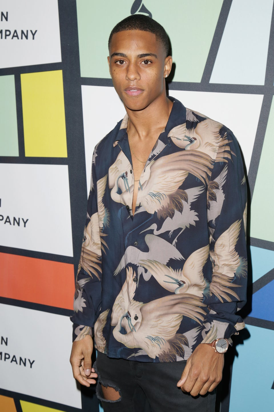 Keith Powers Apologizes To Fans After Questioning If Men Can Be Bisexual