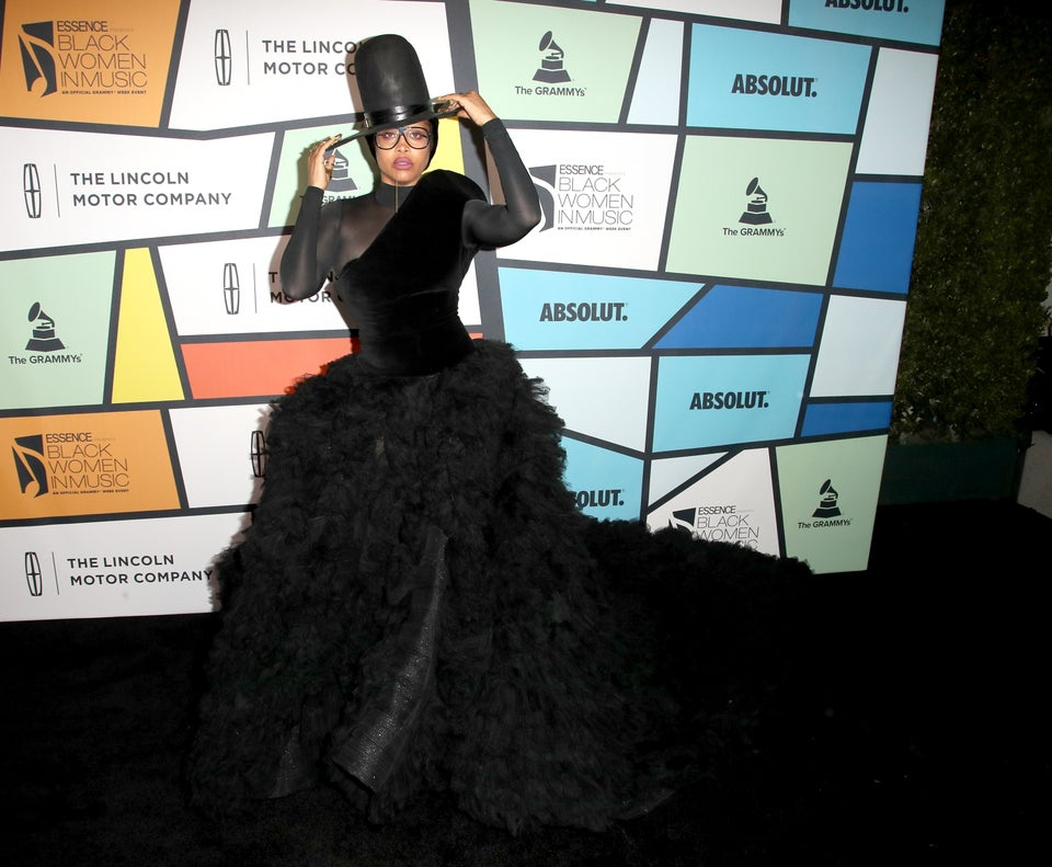 Erykah Badu's Black Women In Music Performance Was Just As Awesome As You'd Imagine