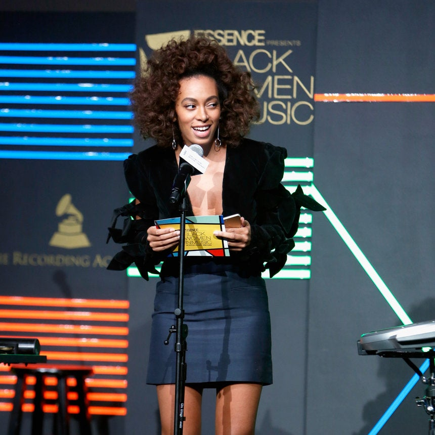 Solange Pays Tribute to Erykah Badu: 'She Is A Beautiful Reminder That You Cannot Put Us In The Box'