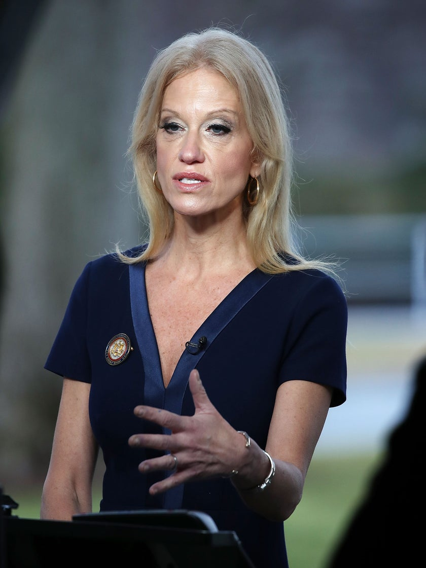 U.S. Ethics Office Calls On White House To Investigate Kellyanne Conway's Ivanka Trump Endorsement