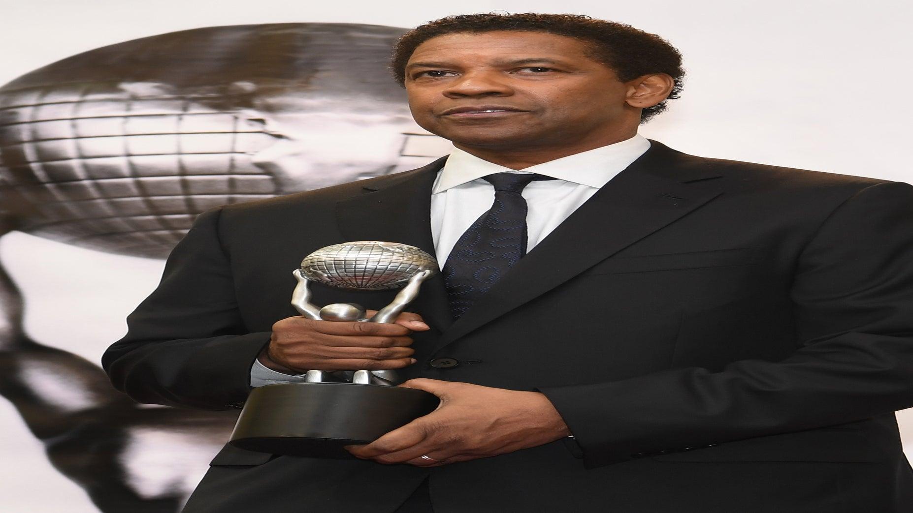 Denzel Washington Salutes Black Actresses In Empowering NAACP Awards Speech