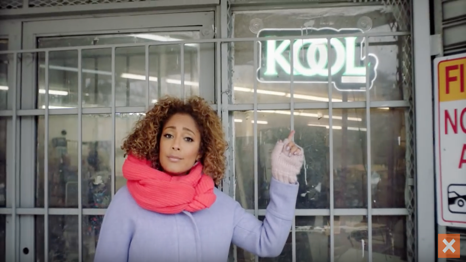 New Anti-Smoking Ad Starring Amanda Seales Highlights How Tobacco Companies Exploit Black Communities