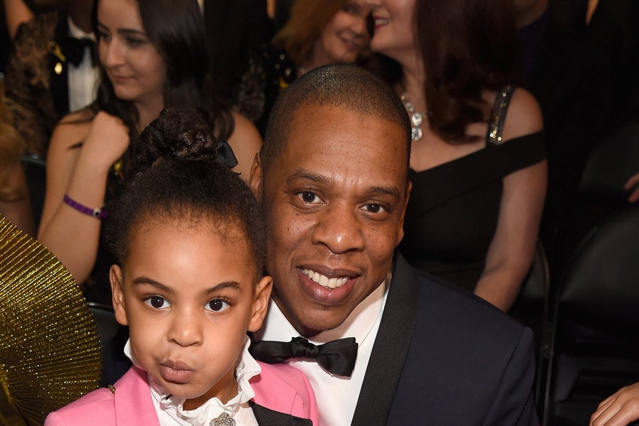Grammys 2017: Jay Z and Blue Ivy Are Too Cute - Essence