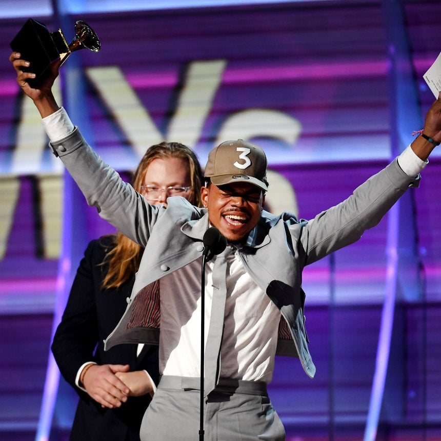 Grammys 2017: Chance The Rapper WinsBest Rap Album