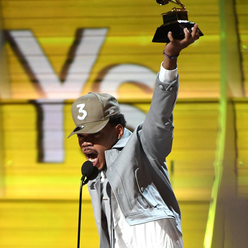 Chance The Rapper Takes The Stage At The 2017 Grammys And Absolutely Kills It