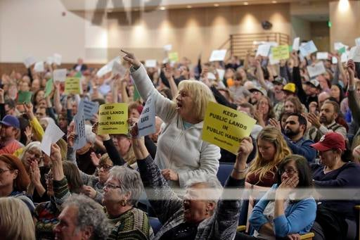 Angry Crowds Clap Back At Republicans For Right-Leaning Policies
