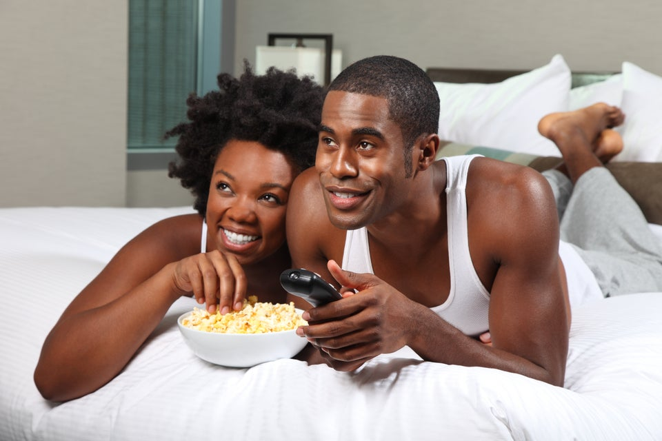 Netflix And Chill Or Netflix And Cheat? New Study Reveals You're Binge Watching Without Bae