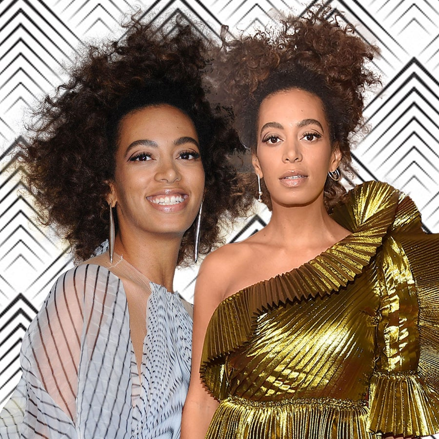 Tip Tuesday: Lazy Girl Contouring, According To Solange's MUA