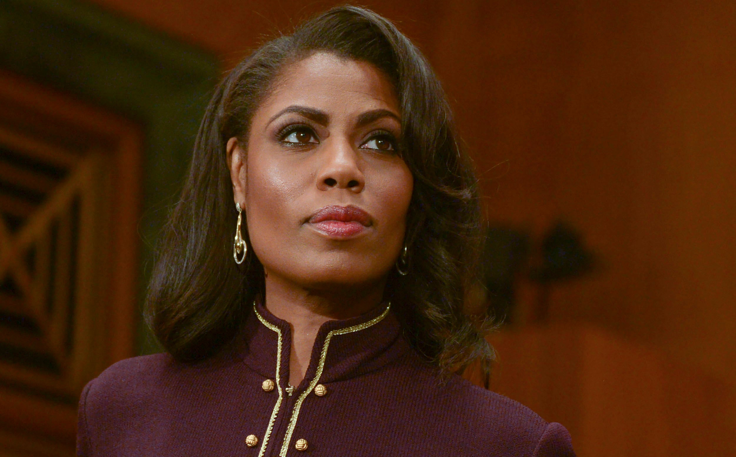 Omarosa Reveals Trump Is Keeping a Dossier on Black Journalists