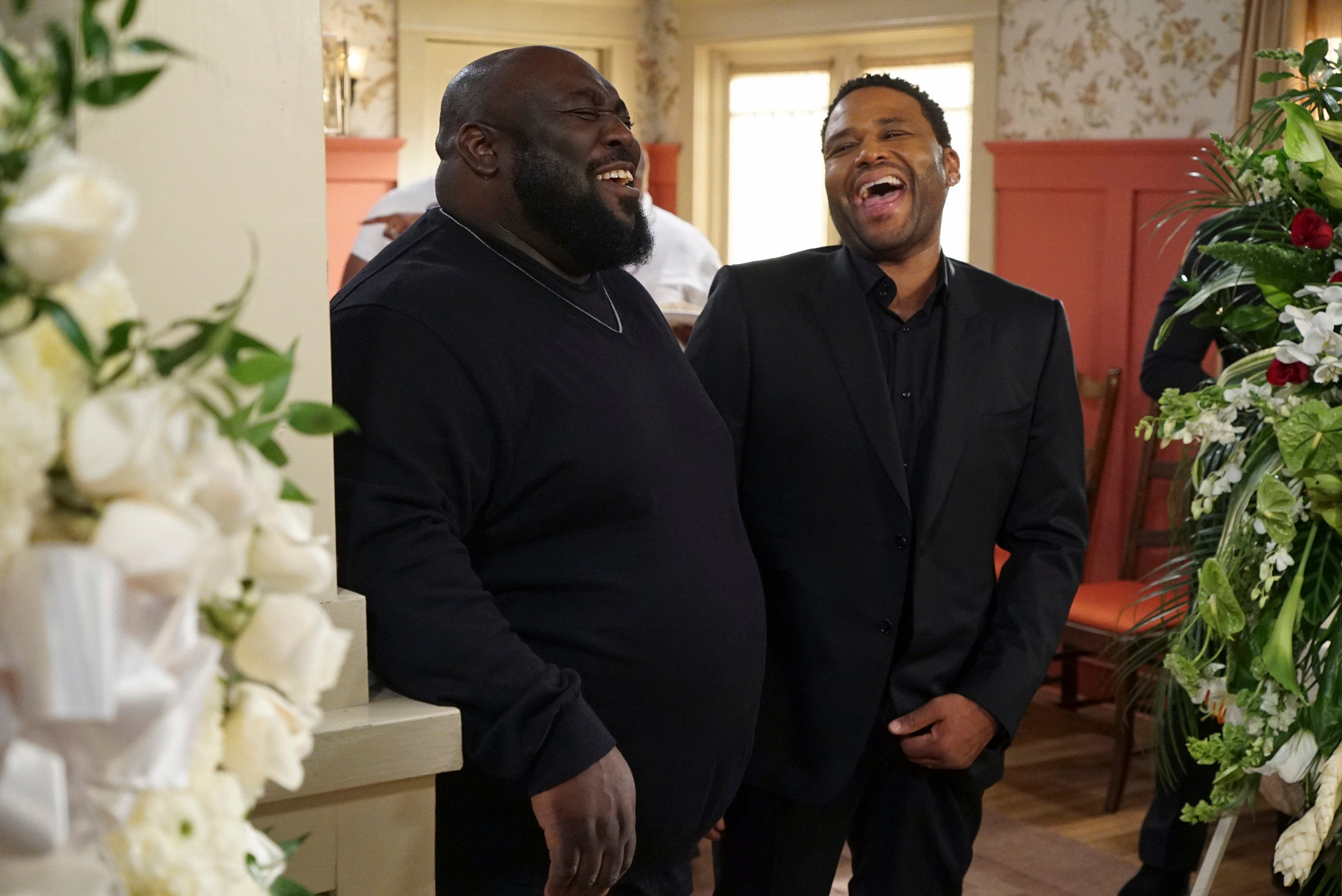 EXCLUSIVE: 'Black-ish' Heads To Compton For A Funeral