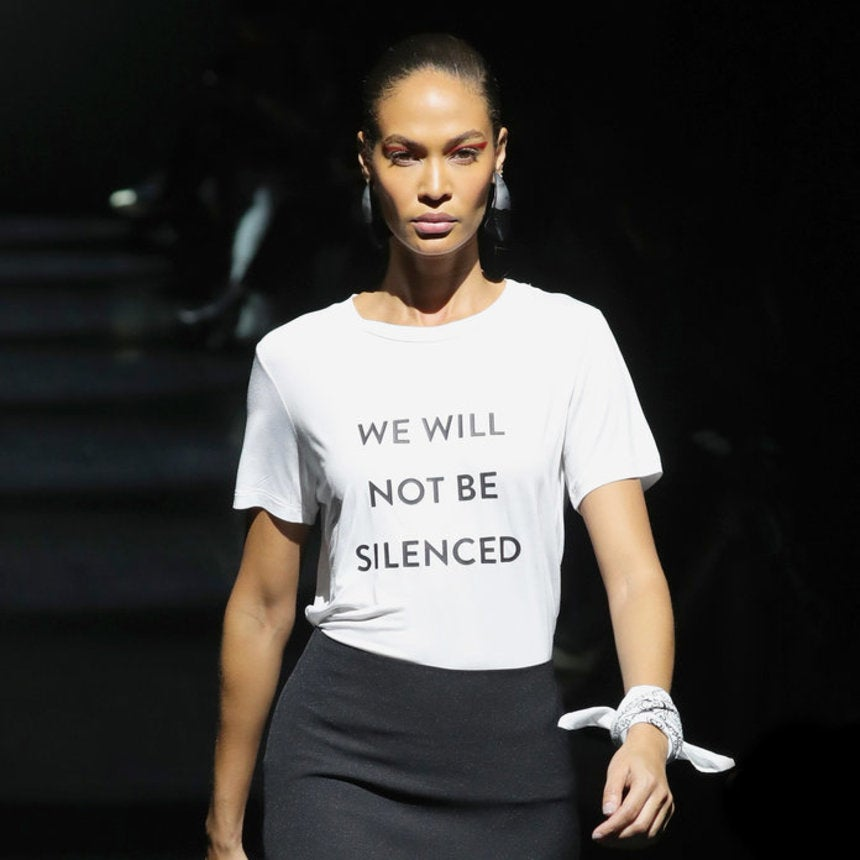 Prabal Gurung Inspires with a Pro-Feminism Message at NYFW