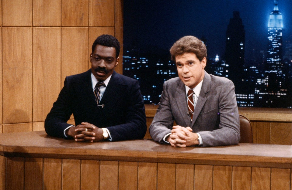 Coffee Talk: Eddie Murphy Plans Return To 'SNL' After 31-Year Absence