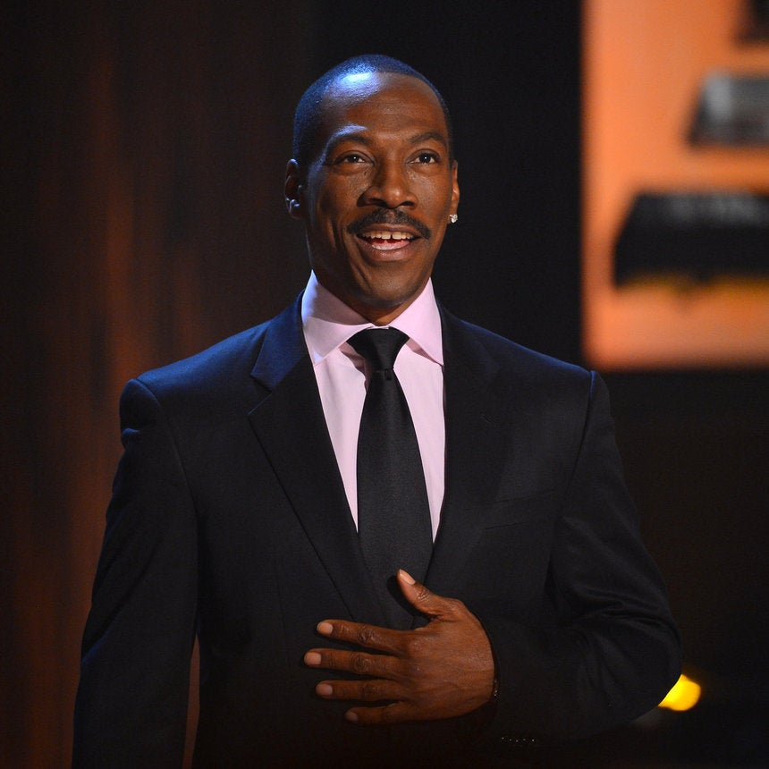 The Sentimental Way Eddie Murphy Used His Newborn Son To Honor His Late Brother