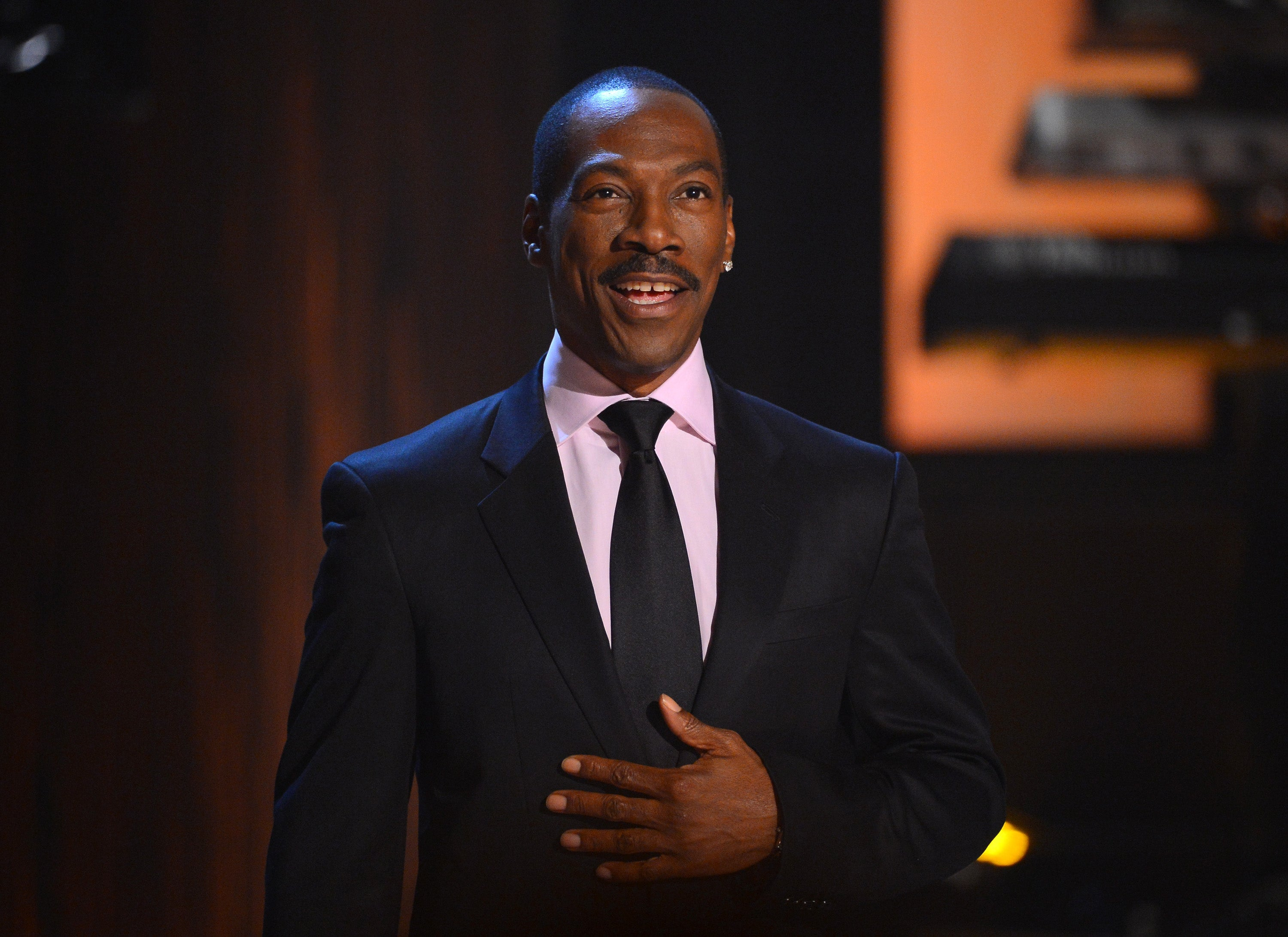 Eddie Murphy Welcomes His 10th Child, Max Charles Murphy