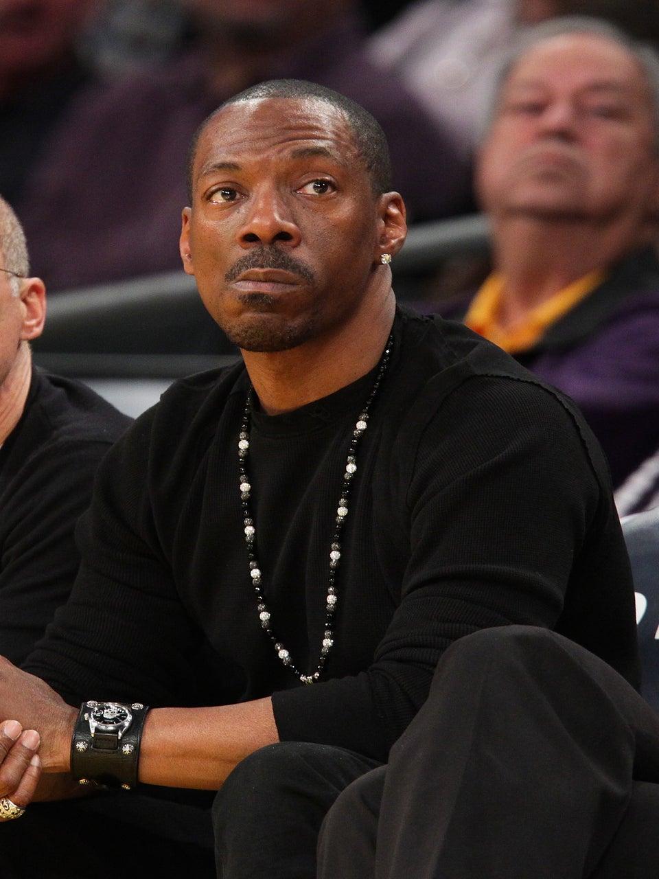 Were Eddie Murphy and Djimon Hounsou Robbed?