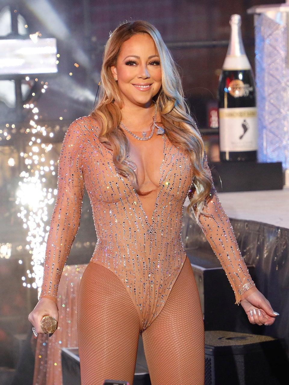 Hello Kitty: Mariah Carey Makes Her 'Empire' Debut