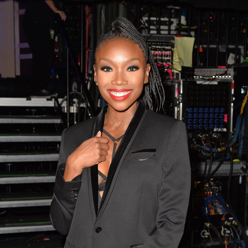 Brandy Apologizes for Lying to Oprah About Her Marriage Back in 2002