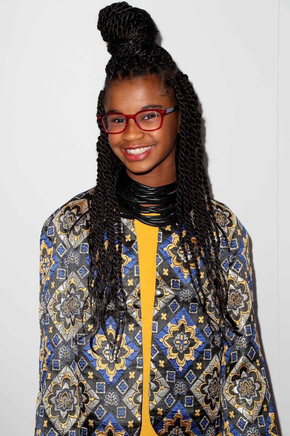 12-Year-Old Marley Dias Signs Book Deal To Write Kids Activism Guide