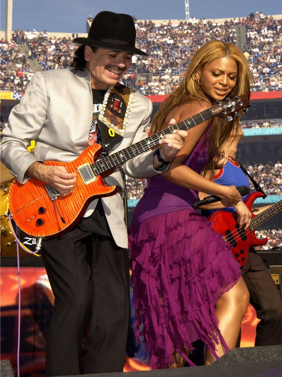 Carlos Santana Thinks Beyoncé Is 'Not A Singer'