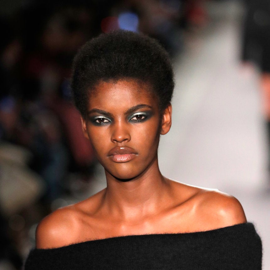 All Of The Natural Hair Spotted On NYFW's Fall 2017 Runways