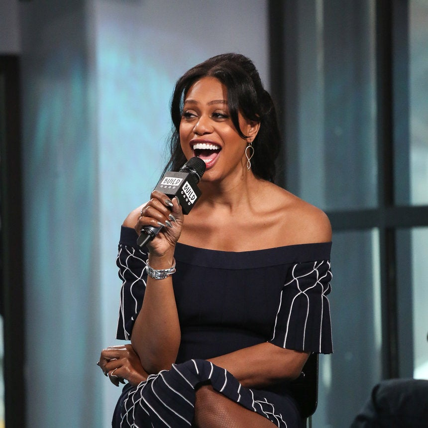 Laverne Cox Talks 'Doubt,' Dishes On Which 'OITNB' Character She'd Defend In Court