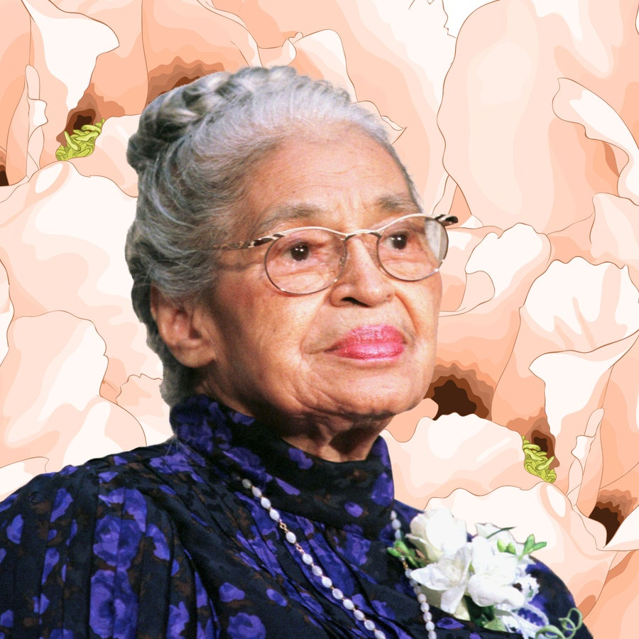 Alabama Legislature Votes To Honor Rosa Parks With A Holiday