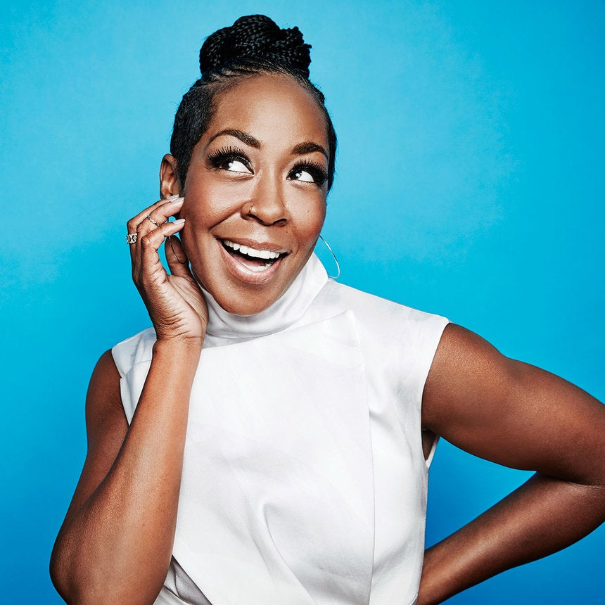 Tichina Arnold Has No Plans To Slow Down On Her Quest To Leave A Legacy
