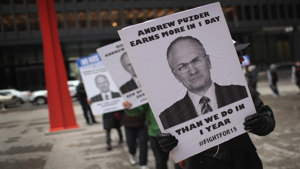 Puzder Withdraws Labor Secretary Nomination
