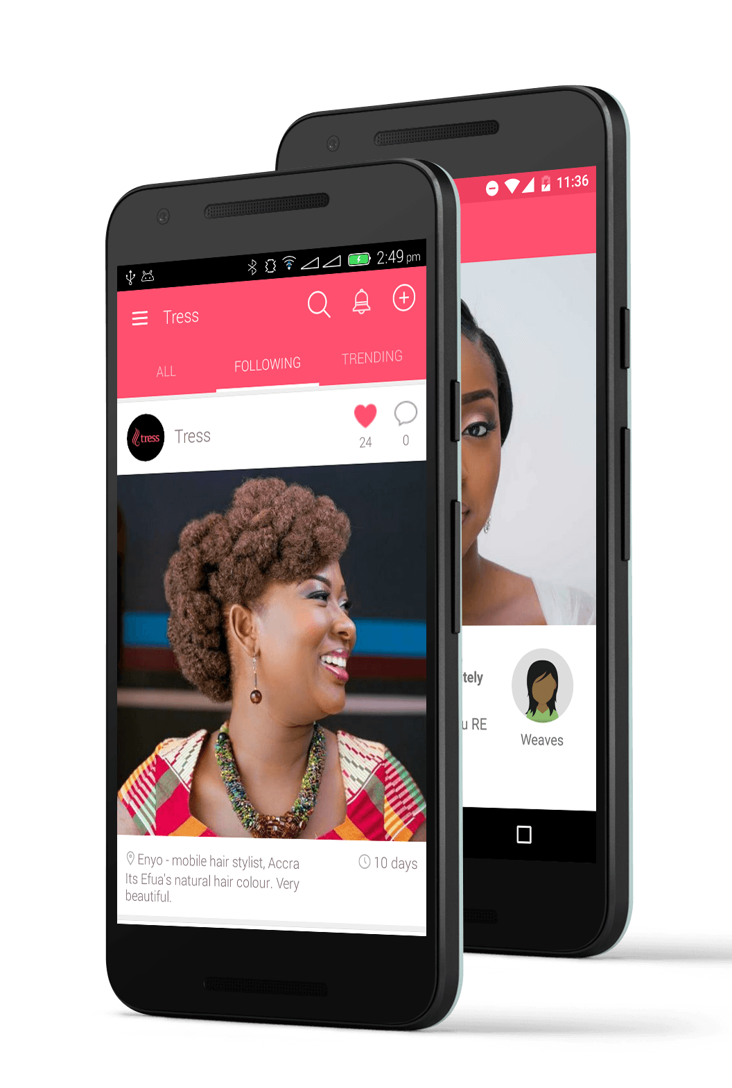 This New App Is Going To Be The Facebook Of Black Hair