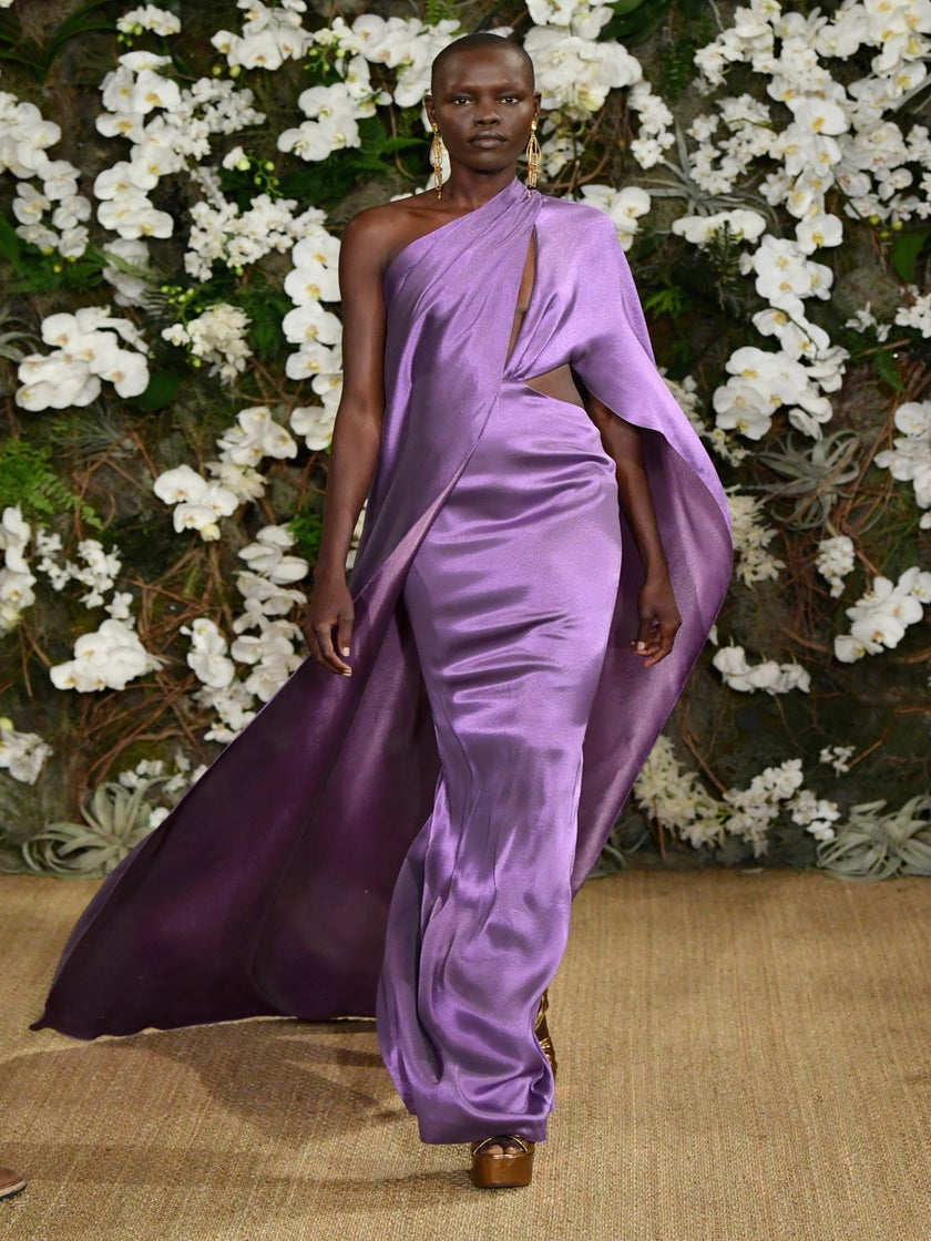 Every Single Runway Show at New York Fashion Week Featured a Model of Color for The First Time Ever