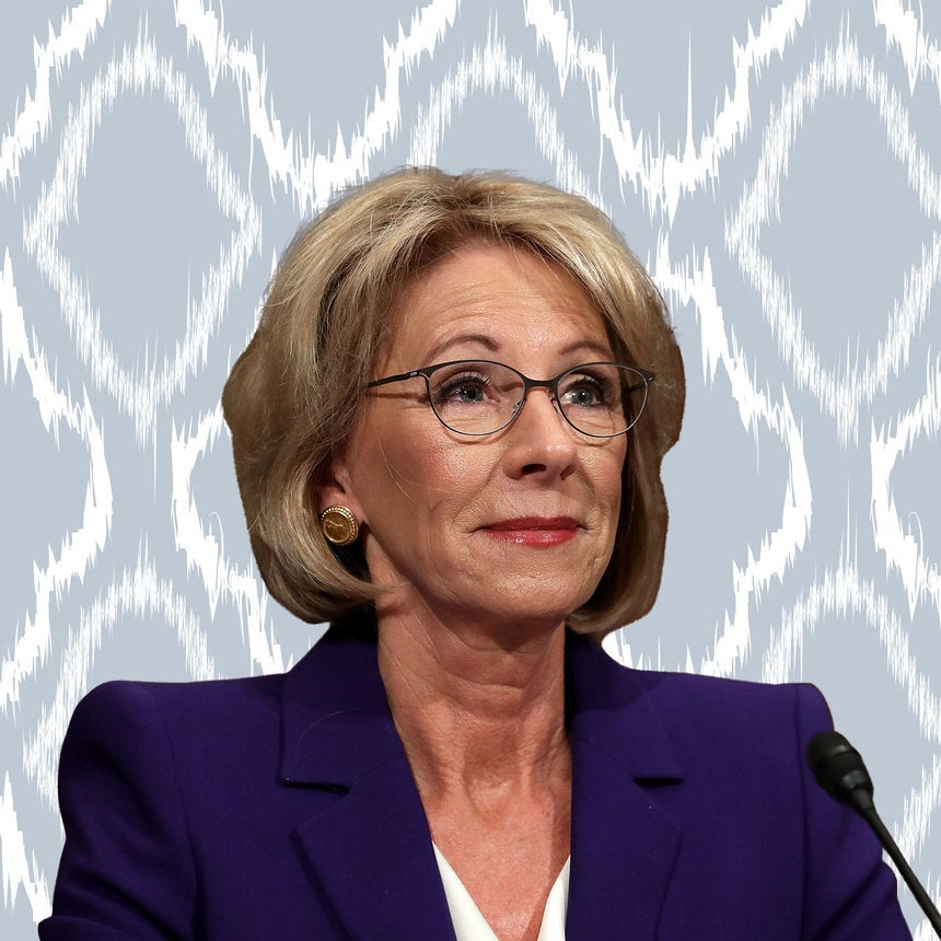 Betsy DeVos Rounded Out Black History Month With Alternate Facts On HBCU's And Jim Crow
