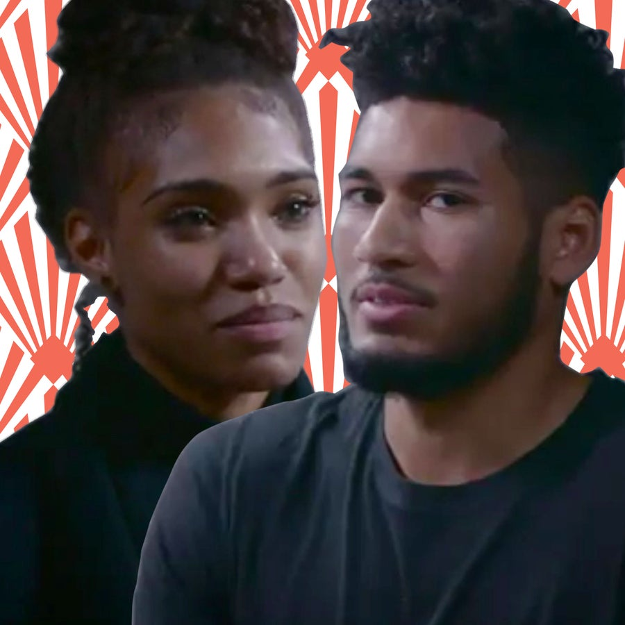 Hurt Bae Sat Down With Her Ex One Year Later And Let's Just Say It Did Not Go Well