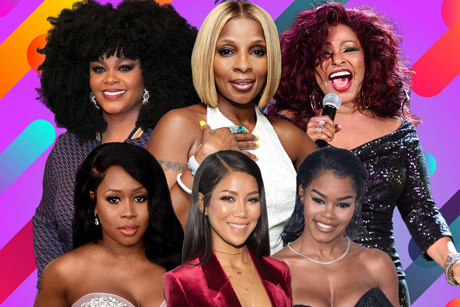 Mary J. Blige Announces All-Female Night At ESSENCE Festival ...