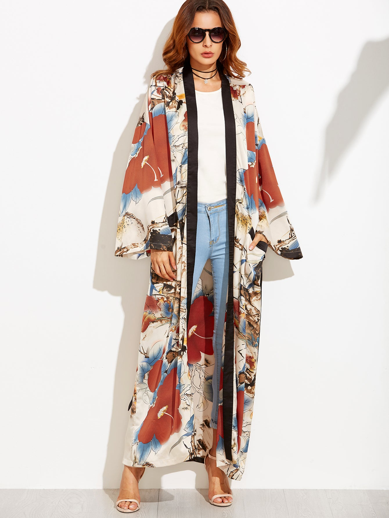 Beyonce Wears 21 945 Gucci Kimono Essence