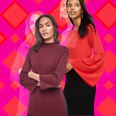 Shop These Spring Workwear Necessities From Ann Taylor's President's Day Sale