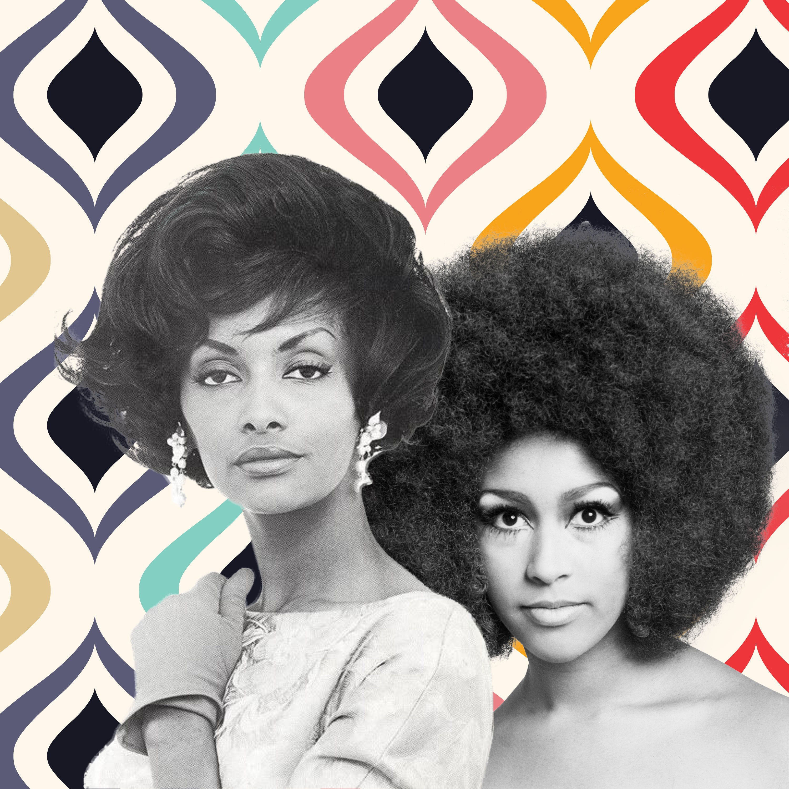 1960s Vintage Hair Celebrities Essence