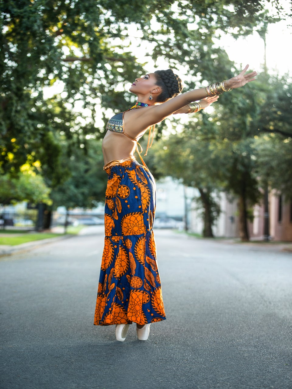 ESSENCE Network: From Juilliard and Alvin Ailey to Broadway, This Dancer Is Living Out Her Dream