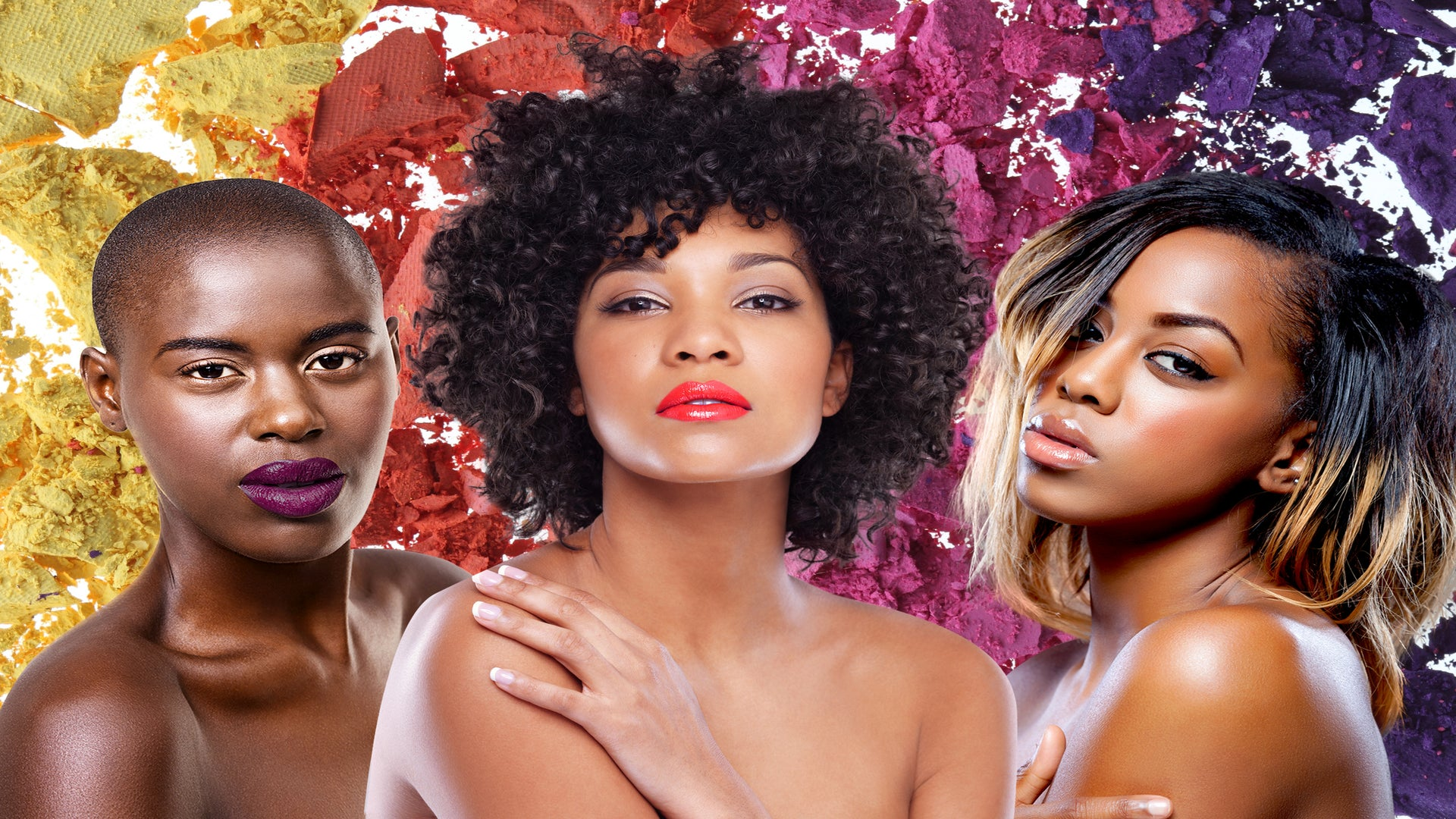 All The Yes: There's Now An E-commerce Beauty Site Made For Women Of Color