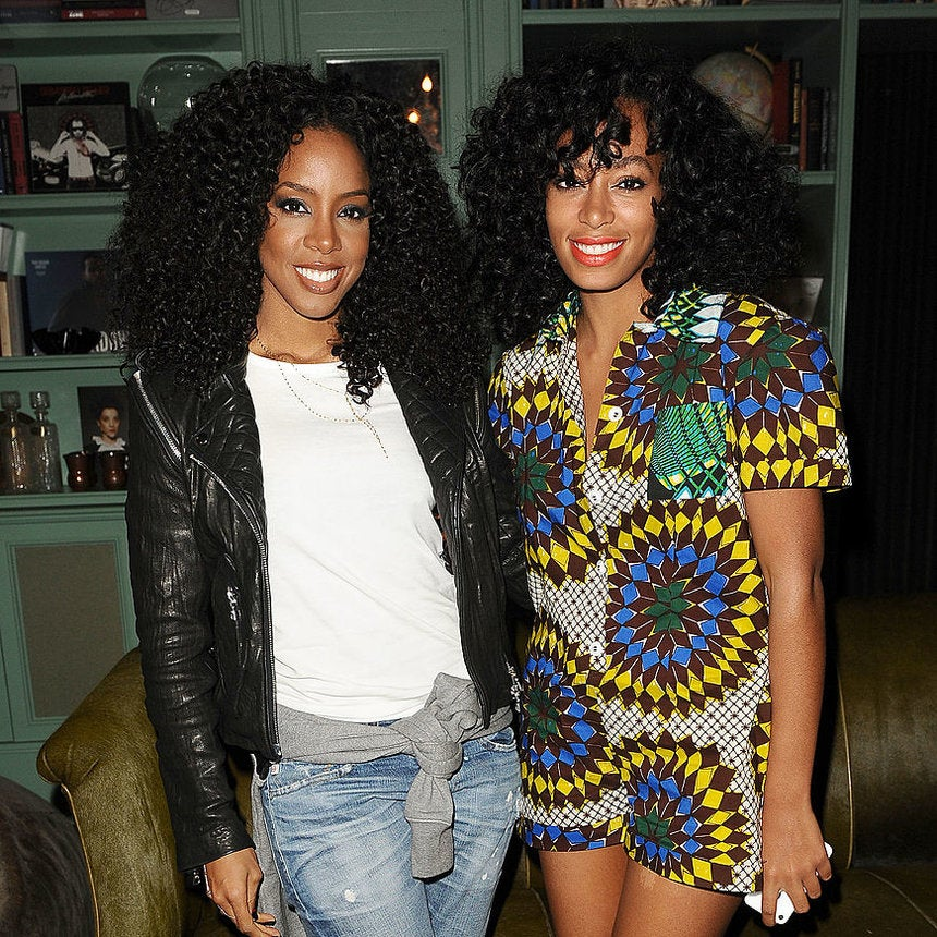 ESSENCE Fest Performer Solange Shares Footage From 'A Seat At The Table' Recording Session With Kelly Rowland
