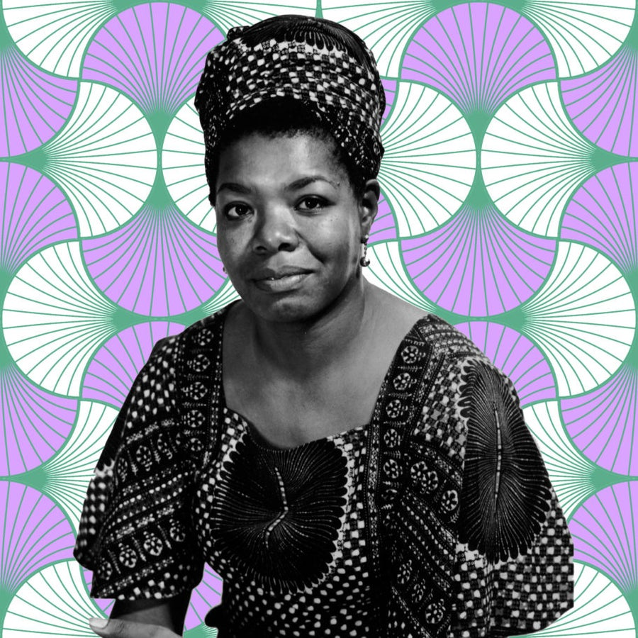 Maya Angelou Was Right, You Should Put Some Respect On Our Elders' Names
