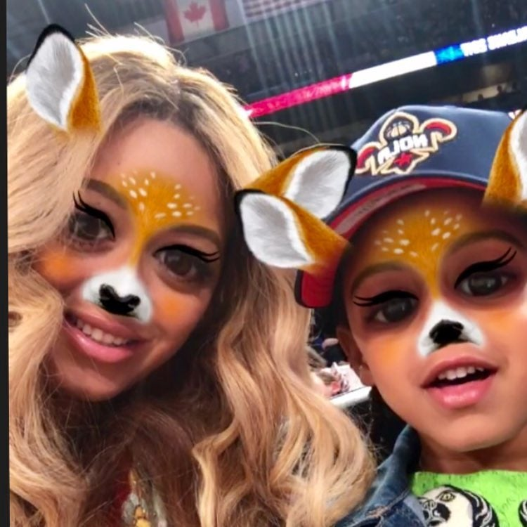Beyonce on Snapchat? The Beyhive Is On The Hunt