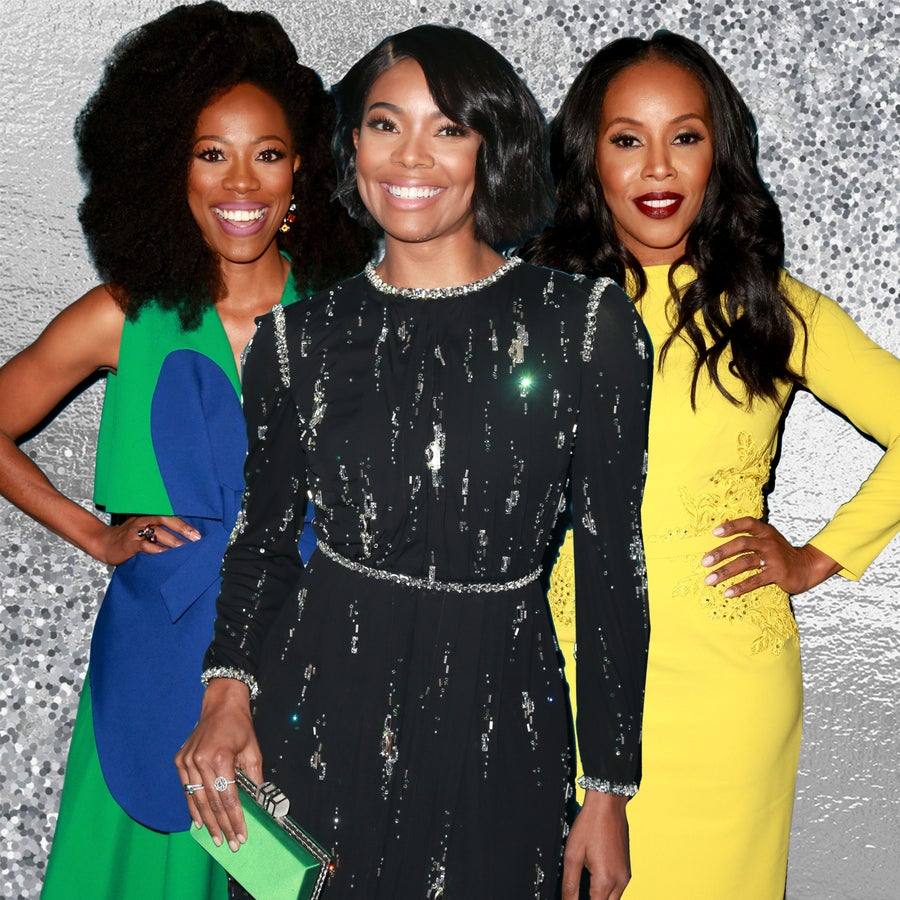 These Beauty Looks Truly Slayed The 10th Annual Black Women In Hollywood Red Carpet