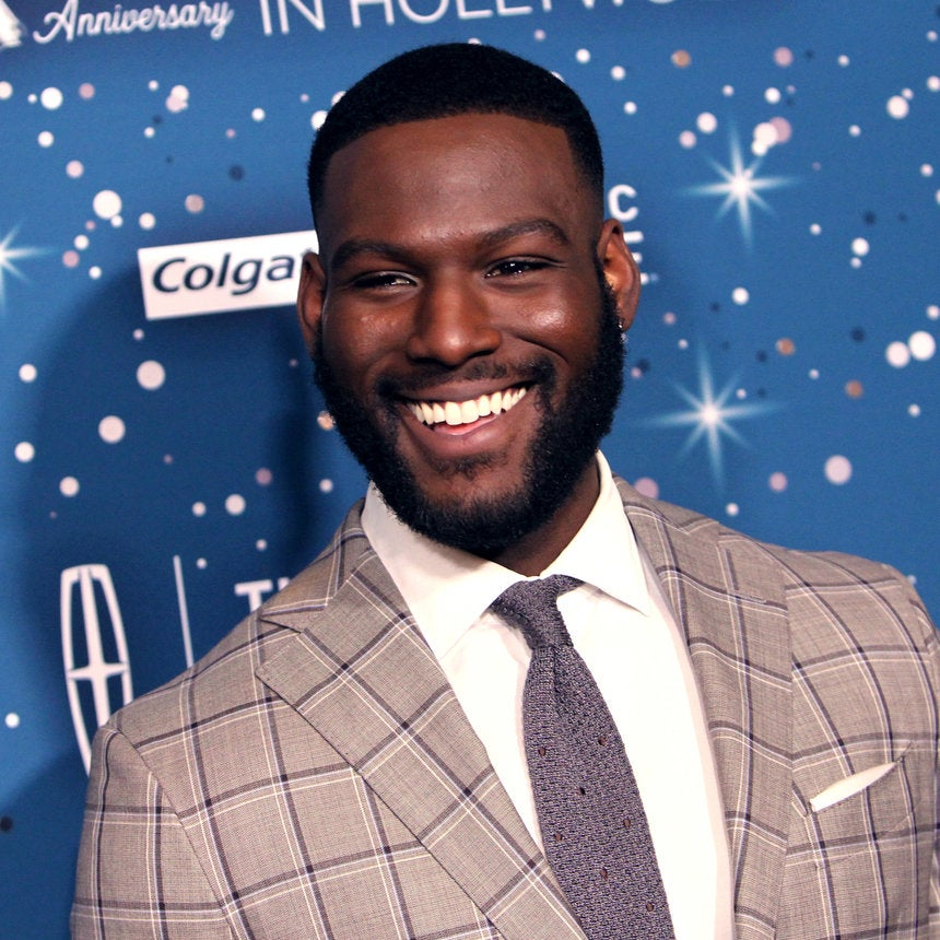 """Issa Rae, That's My Baby:"" Kofi Siriboe Reveals His Crush On 'Black Women In Hollywood"" Red Carpet"