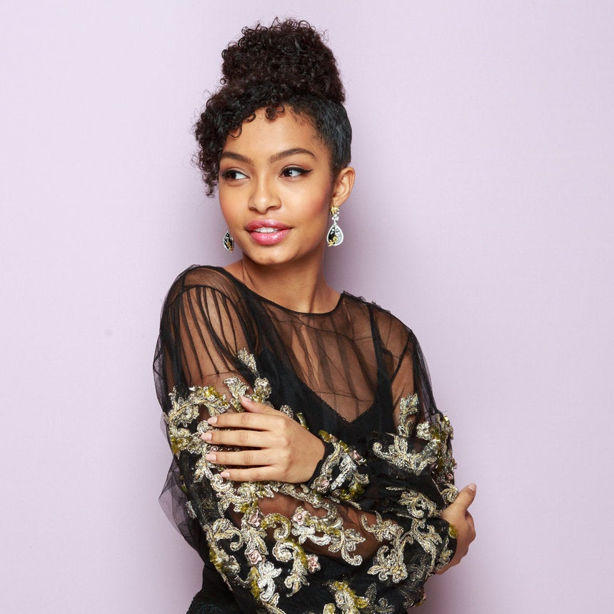 What Yara Shahidi's Black-ish Co-Star Tracee Ellis Ross Taught Her About Beauty