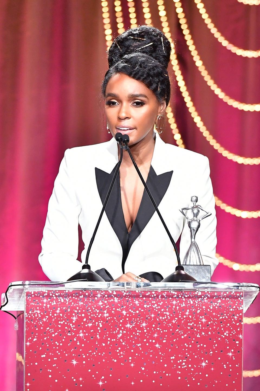 Janelle Monae Black Women In Hollywood Speech